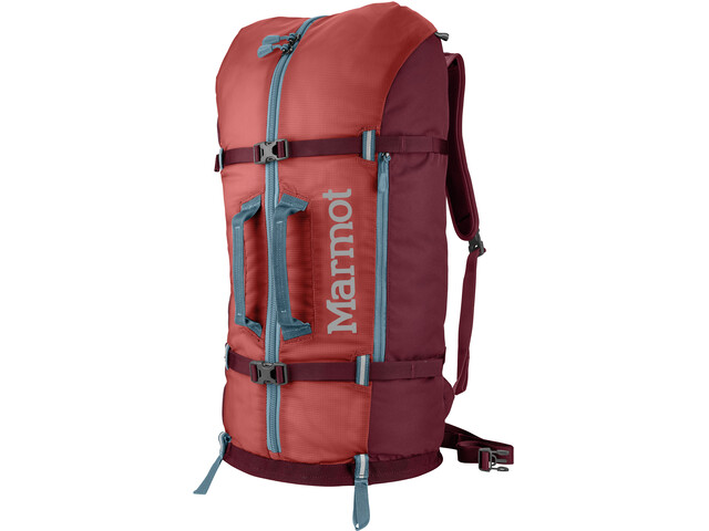Marmot Rock Gear Hauler Men Retro Red/Port